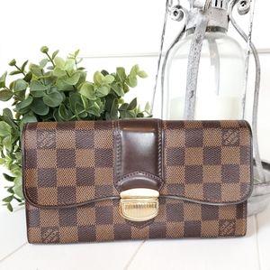 Louis Vuitton Portefeiulle Sistina Wallet